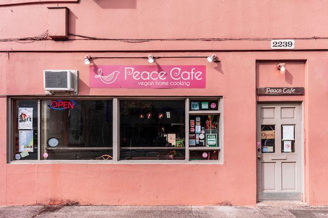 ピースカフェ ハワイ本店