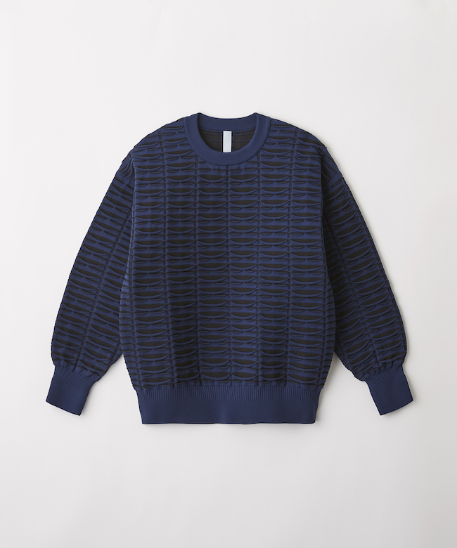 FACADETOPネイビー¥42,900(伊勢丹新宿店 メンズ館限定)