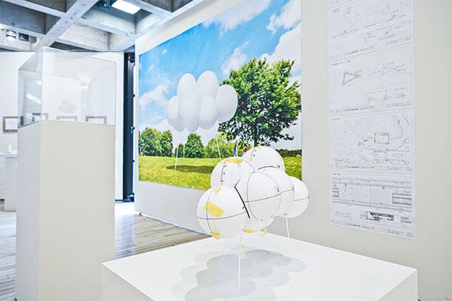 「パビリオン・トウキョウ2021展 at ワタリウム美術館」会場風景 撮影:後藤秀二