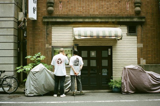 左/Karl Grandin(カール・グランディン) 右/MINORI OGA(オーガミノリ)