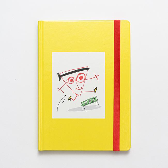 ノートブック¥2,200