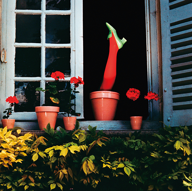 Artist's archives 1971 © The Guy Bourdin Estate 2021, Courtesy of Louise Alexander Gallery