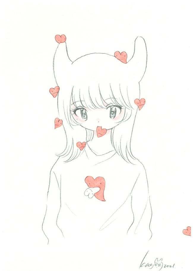 田中かえ「愛にラブされ PEACE」