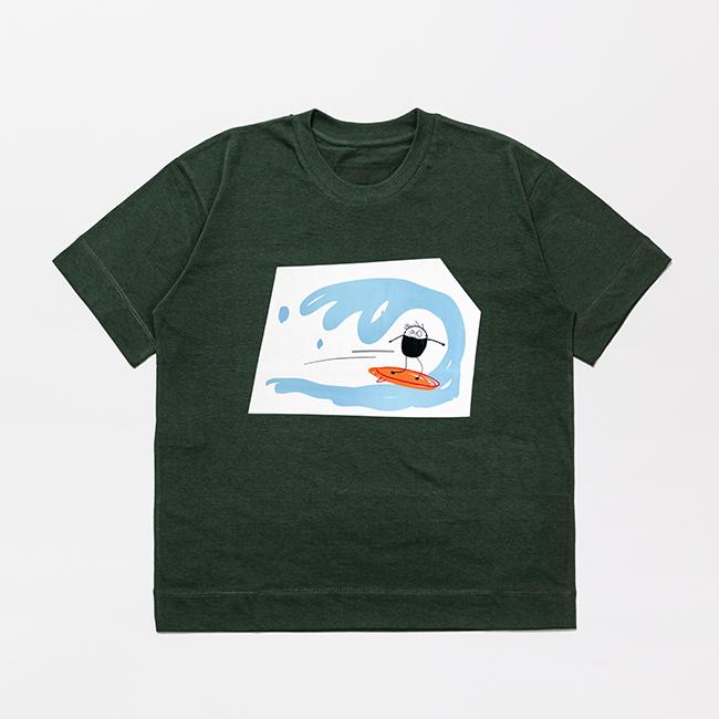Tシャツ¥14,300