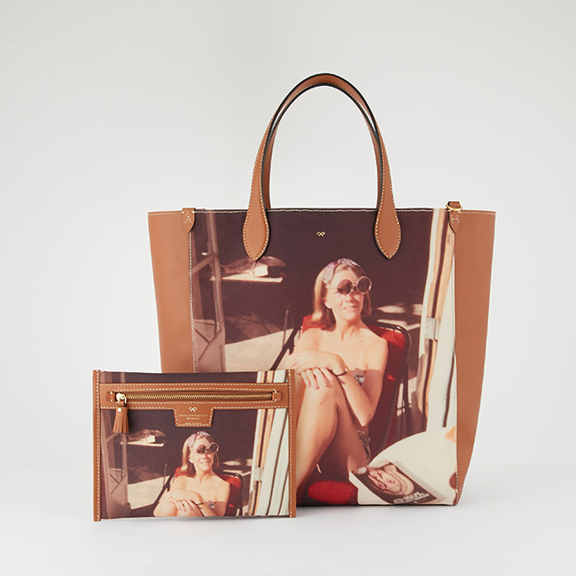 Be A Bag N/S Tote(W33xH36xD16cm)¥132,000 ※ポーチはセット