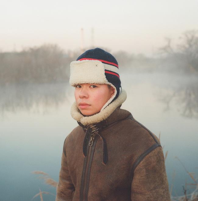 奥山由之選出作品 鬼頭奈津子 「21 才、冬」 ©︎ Natsuko Kito