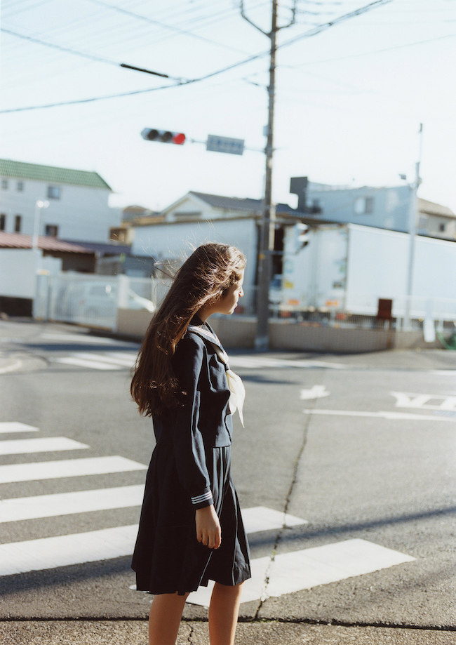 片山麻理選出作品 齊藤幸子 「Take Root Here」 ©︎ Sachiko Saito