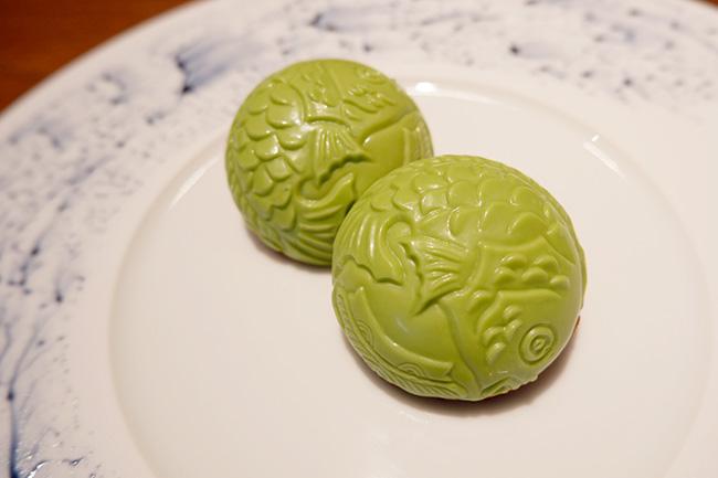 松也の鯛焼き 各¥390