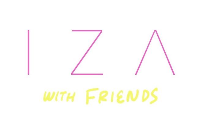 IZAwithFRIENDS_logo