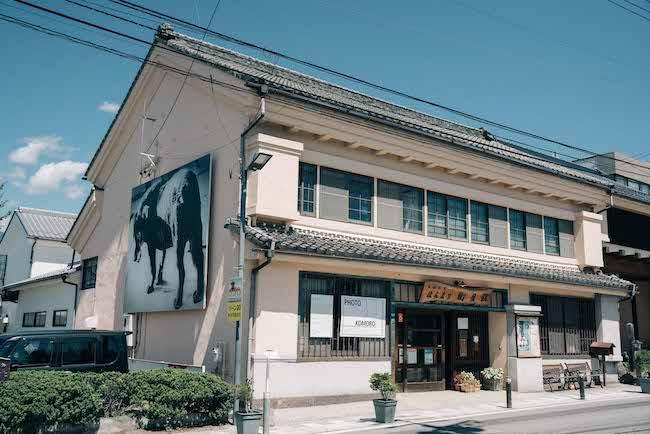 森山大道『StrayDog』(1971年) 展示場所:ほんまち町屋館(小諸市本町2-2-9)