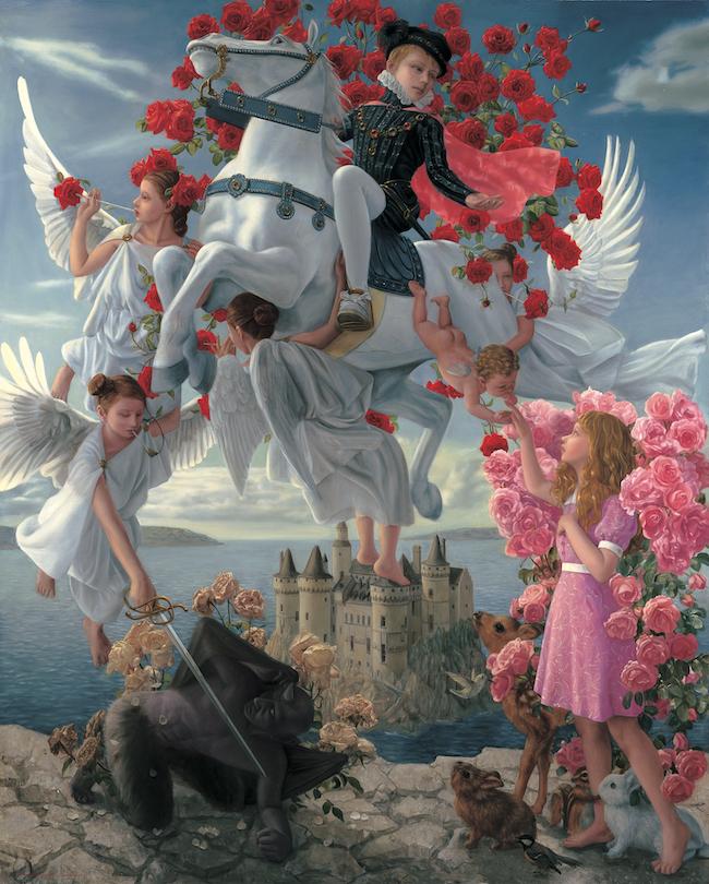 川井徳寛 『共生関係〜自動幸福〜』 (2008年) 鎌苅宏司氏蔵 ©Tokuhiro Kawai, Courtesy of Gallery Gyokuei
