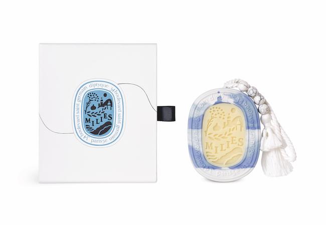 香りのオーバル ミリエス 35g ¥9,900
