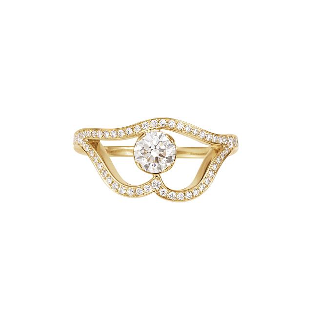クラウド ディアモン ダイヤモンド ゴールドリング  ¥1,970,457(税込)