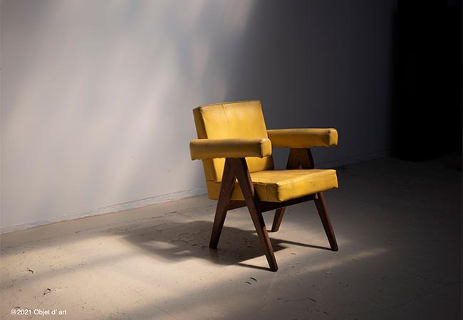 Office Chair Semi Easy/India/1950s