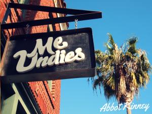 履き心地◎な下着ブランド「MeUndies」のポップアップショップに行ってきたの画像