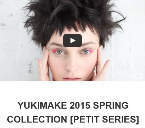 YUKIMAKE SEASON'S MAKEUP COLLECTION START!!の画像