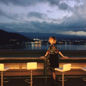 河口湖にオープン…湖のホテルの艶と癒し。の画像